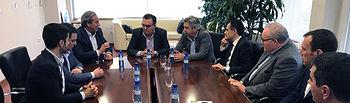 ADECA conoce de primera mano el proyecto del nuevo Centro Asistencial de Campollano que construirá Solimat en Albacete.