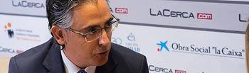 Alfonso Ortega, director de Área de Negocio de CaixaBank en Albacete