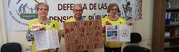 Albacete por la Defensa de las Pensiones Públicas.