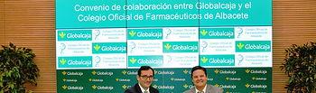 Globalcaja y el Colegio de Farmacéuticos de Albacete apuestan por el sector en la provincia