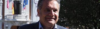 Manuel Miranda Martínez, candidato al Senado del PSOE por la provincia de Albacete.