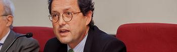 Jaime Haddad destaca los valores del sector hortícola almeriense asociados a la calidad, las exportaciones, la creación de empleo y la innovación. Foto: Ministerio de Agricultura, Alimentación y Medio Ambiente