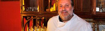 Manuel de la Osa, innovación y tradición en alta cocina