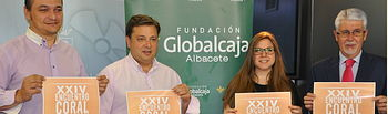 La Fundación Globalcaja Albacete, comprometida con el encuentro Coral San Juan