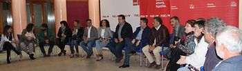 Encuentro comarcal del PSOE en la Sierra de Alcaraz