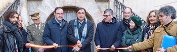 Inauguración Túnel Calderón de la Barca