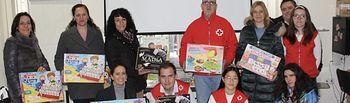 Ciudadanos Albacete colabora con la campaña de recogida de juguetes de Cruz Roja.