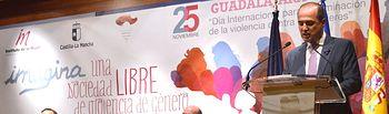 Acto institucional contra la Violencia de Género.