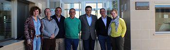 El director provincial de Agricultura en Albacete ha visitado la sede de la Denominación y su nuevo centro de formación