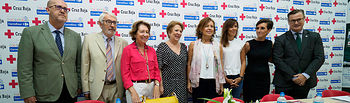 Presentación de la X edición de la \'Vuelta al Cole Solidaria\' de Carrefour y Cruz Roja