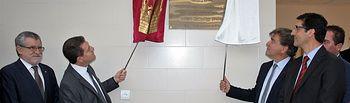 Inauguración del CEIP 'Nuestra Señora de Guadalupe' en El Torno