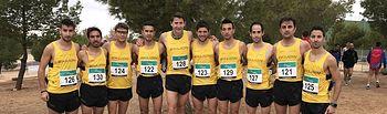 Ekuon El Conchel Sport Team parte como favorito en el Campeonato de España de Trail que se celebra en Castellón
