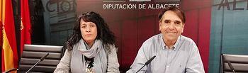 Grupo provincial de Ciudadanos en la Diputación de Albacete.