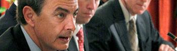 José Luis Rodriguez Zapatero, foto de archivo