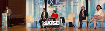 Inauguración XI Congreso de Investigación SATSE Ciudad Real