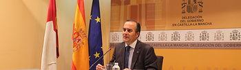 José Julián Gregorio, delegado del Gobierno en Castilla-La Mancha.