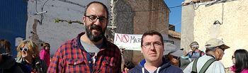Ricardo Cutanda y Ángel Plaza, coordinadores regionales en Castilla- La Mancha por UCIN Nacional y UPYD, Unión Progreso y Democracia respectivamente