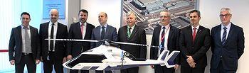 Presentación proyecto Demostrador RACER de Airbus Helicopters España.