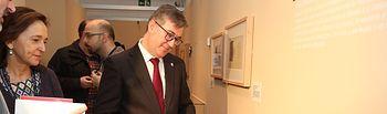 Marcial Marín presenta exposición Coleccionismo Cervantino-1. Foto: JCCM.