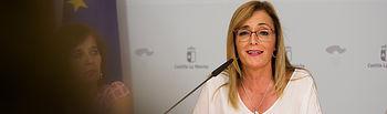 María Dolores Serrano, delegada provincial de Igualdad de la JCCM. Foto: La Cerca - Manuel Lozano Garcia