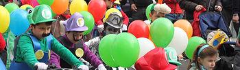 Carnaval de Cabanillas.