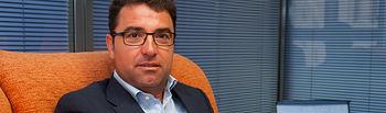 Modesto Belinchón, candidato del PSOE a la alcaldía de Albacete.