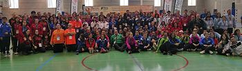 Campeonato de Nación Special Olympics.