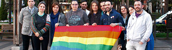 El Instituto de la Mujer impulsa iniciativas para dar visibilidad a las diferentes orientaciones sexuales. Foto: JCCM.