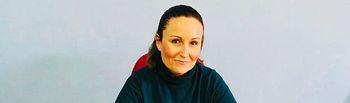Gema Moreno, concejal en el Ayuntamiento de Villarrobledo.