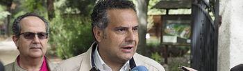Manuel Miranda, director provincial de Agricultura Medio Ambiente y Desarrollo Rural de la JCCM en Albacete