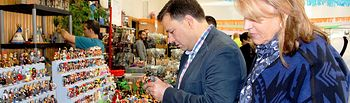 Manuel Serrano anima a las familias albaceteñas a visitar durante este fin de semana la IV Feria 'Albatoy'