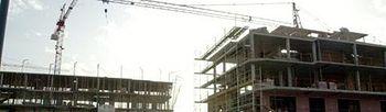Construcción. Foto: EFE.