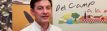 Julián Morcillo, secretario general de UPA en Castilla-La Mancha
