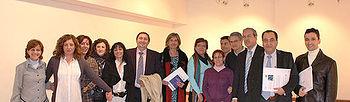 Imagen de archivo de la entrega de premios de la XIII Edición de los Premios de Investigación de Atención Primaria de Toledo.