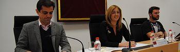 Javier Cuenca inaugura las primeras jornadas de formación de la delegación de alumnos del campus universitario de Albacete