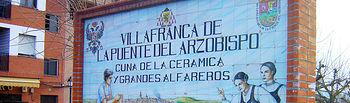 Cerámica de Puente del Arzobispo. Archivo.
