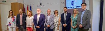 Presentación de los Directores Provinciales de la JCCM en Albacete. Foto: La Cerca - Manuel Lozano Garcia