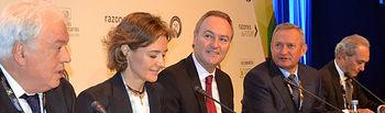 26 de febrero de 2015. Inaugurado el VII Congreso de Cooperativas Agro-alimentarias de España. Razones de futuro.. Foto: Cooperativas Agro-alimentarias.