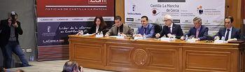 Francisco Martínez Arroyo ofrece una Conferencia sobre el Sector Vitivinícola
