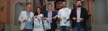 Presentación de la programación de la Diputación en la Feria de Albacete y 2019. Foto: La Cerca - Manuel Lozano Garcia