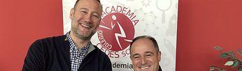 Jornadas de Divulgación Pedagógica del colegio concertado Academia CEDES.