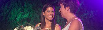 La periodista de Cadena Ser, Alicia Anaya, fue la encargada de realizar un repaso por la programación festiva