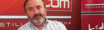 Carlos Pedrosa, secretario general de la Unión General de Trabajadores en Castilla-la Mancha.