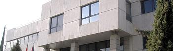 En la imagen, la Consejería de Administraciones Públicas.