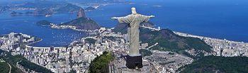 La estatua del Cristo Redentor en Río de Janeiro. Foto: Wikipedia.