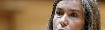 Ana Mato en el Senado (Foto EFE)