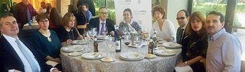 Mª Ángeles Martínez y Rosa González de la Aleja agradecen a la ONCE la labor que realizan en Albacete para hacer efectiva la integración social y laboral de las personas con ceguera o discapacidad visual severa