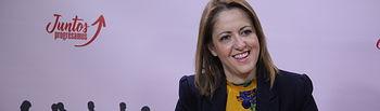 Cristina Maestre. PSOE CLM.