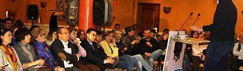 Jornada del PSOE en Ciudad Real