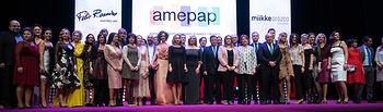 """Premios \""""Entre Nosotras\"""" de AMEPAP"""